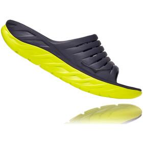 Hoka One One Ora Recovery Slide 2 Sandals Men odyssey grey/evening primrose